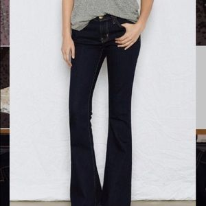 Current/Elliott Low Bell Jeans (NWT)